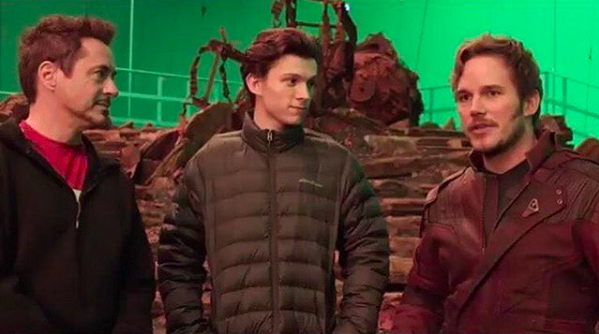 """Spider-man actor Tom Holland just took an extreme step to stop us from getting any """"Avengers"""" spoilers"""