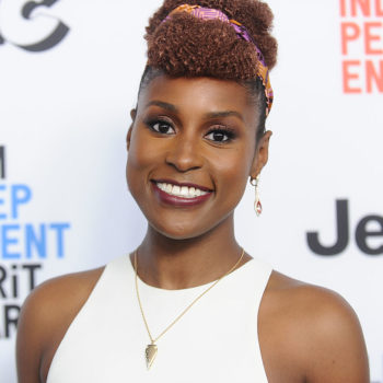 Issa Rae can't stop wearing printed gowns and we can see why