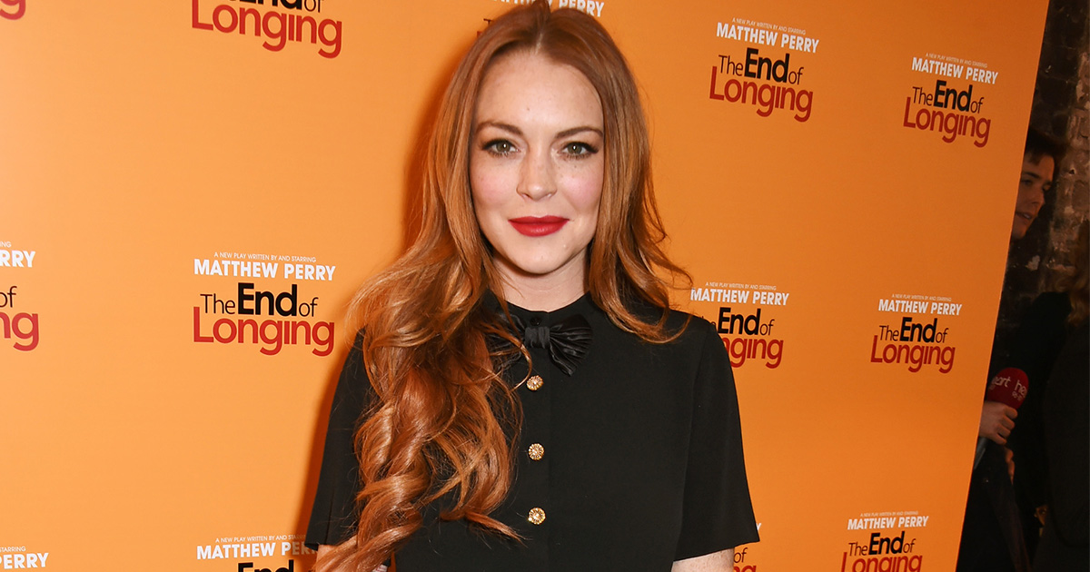 "Lindsay Lohan has started a campaign to play Ariel in ""The Little Mermaid,"" and YES PLEASE"
