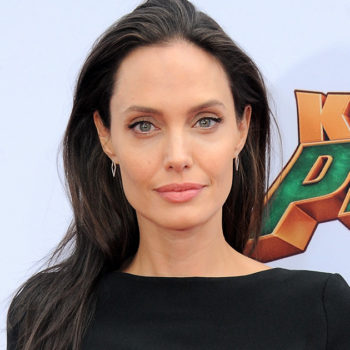 "Angelina Jolie spoke about her ""difficult year"" for the first time, and our hearts go out to her"