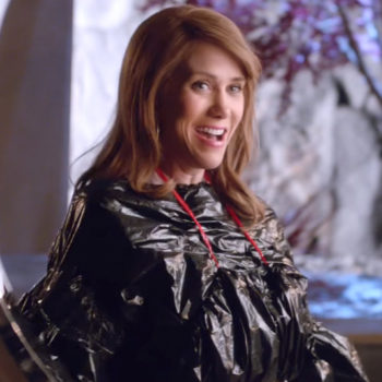 "We have so many questions about Kristen Wiig's first ""Last Man On Earth"" teaser"