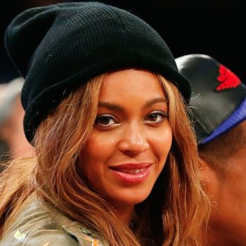 Beyoncé had a total blast sitting courtside with Blue Ivy at the NBA All-Star game