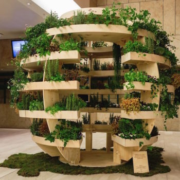 IKEA just released plans for this badass garden that you can totally build yourself