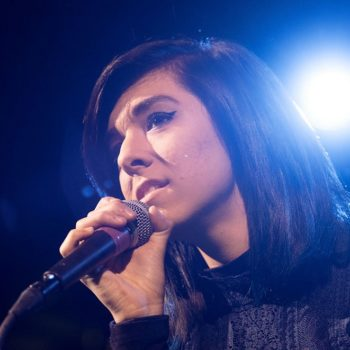 "Listening to Christina Grimmie's new song ""Invisible"" will bring out every emotion you have"