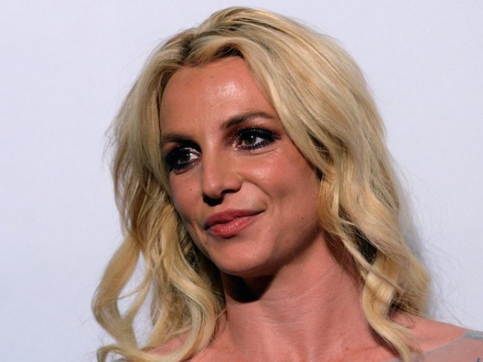Britney Spears just posted a beyond sexy and body-positive