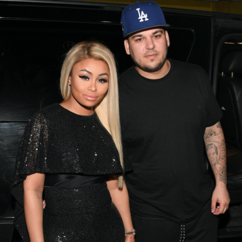 "Rob Kardashian just shared his ""favorite pic"" with Dream after his split from Blac Chyna"