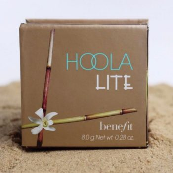 If you want a subtle sun-kissed glow, Benefit's cult fave Hoola Bronzer now comes in a lighter shade
