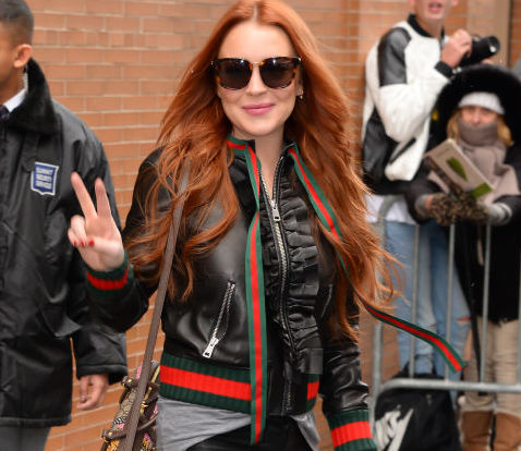 "Lindsay Lohan's new reality show ""Nerd"" sounds completely bonkers, but we'll watch"