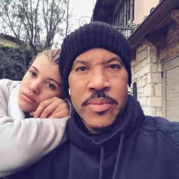 Sofia Richie's throwback picture of her family is making us feel things