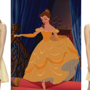 """Kohl's just released a """"Beauty and the Beast"""" collection and BRB buying everything"""
