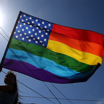 There's been a drop in teen suicide attempts since the legalization of same-sex marriage