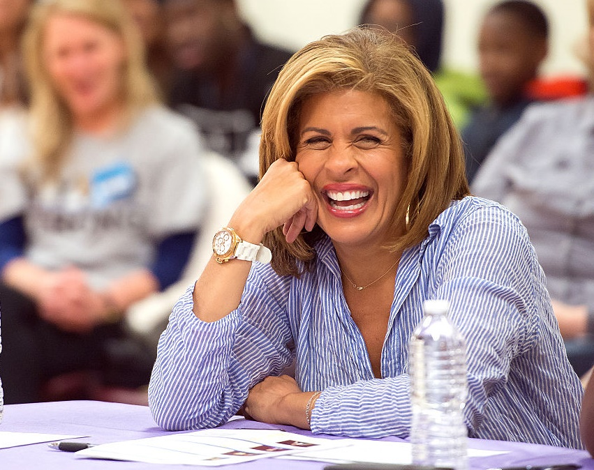 Hoda Kotb secretly adopted a baby girl, and we're thrilled for her