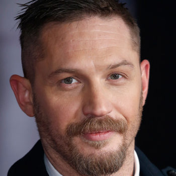 This video of Tom Hardy grunting 72 times in 40 seconds is weirdly entrancing