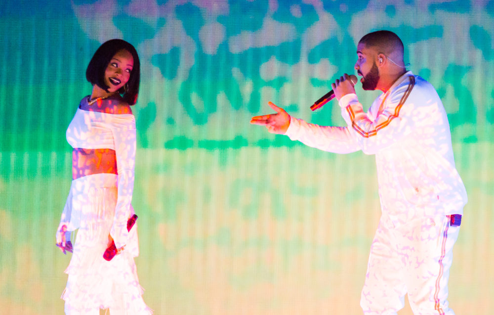 AubRih fans, freak out: Drake just sang an adorable tribute for Rihanna's birthday