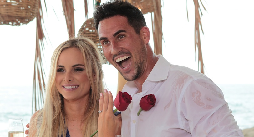 "It's looking like ""Bachelor in Paradise's"" Amanda Stanton and Josh Murray are trying to work things out"