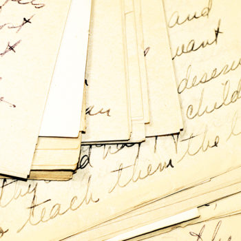 These newly discovered love letters between two gay World War II soldiers tell a heartwarming story of forbidden love
