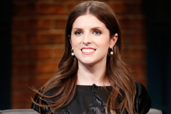Anna Kendrick blesses us with two backless dresses in two days