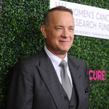 Tom Hanks is so obsessed with typewriters, he wrote a whole book inspired by them