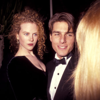 5 photos that prove Nicole Kidman was the ultimate queen of '90s Oscar fashion