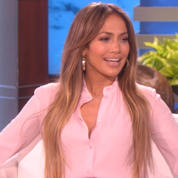 Jennifer Lopez just opened up about dating younger men