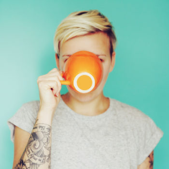 Watch these grown people have a lot of feelings when they drink coffee for the very first time