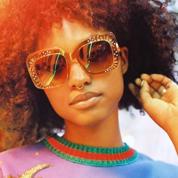 Gucci is becoming more diverse, and we hope other designers follow suit