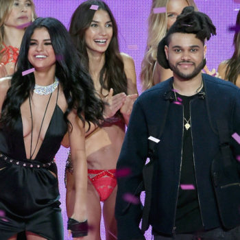 Selena Gomez just sneakily paid homage to The Weeknd on her mom's Instagram