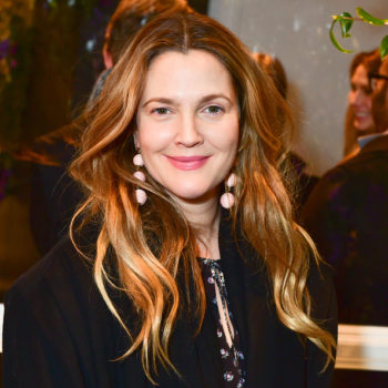 Drew Barrymore shared a photo of daughter Olive wearing her high heels, and we're all internally squealing