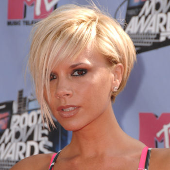 Never forget that it was 10 years ago when Victoria Beckham slayed with this iconic haircut