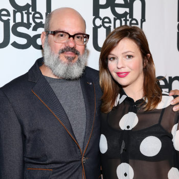 The Sisterhood just grew by one, Amber Tamblyn is a proud new mom!