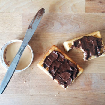 This viral photo confirms Nutella is really bad, but we have a healthy solution