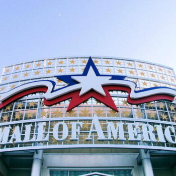 America's biggest mall is paying someone to live there and write about it