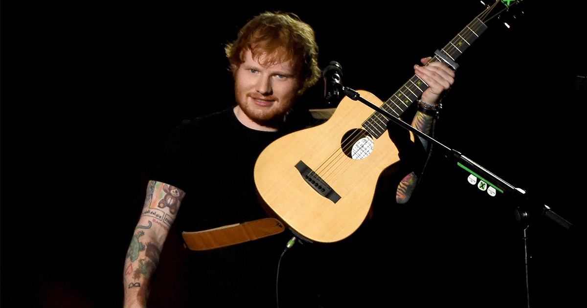 """Ed Sheeran covered Little Mix's """"Touch,"""" and it's actually incredible"""