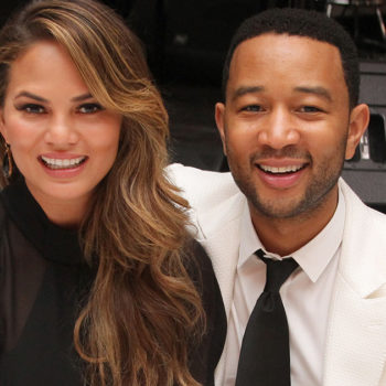 Chrissy Teigen had the most hilarious response to people saying John Legend looks like Arthur the aardvark