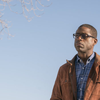 """Sterling K. Brown posted a heartbreaking, must-watch video after THAT big moment on """"This Is Us"""""""