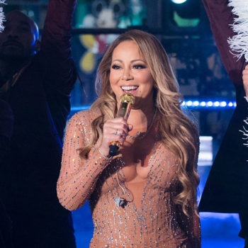 Mariah Carey discussed her New Year's Eve performance and finally set the record straight about who was to blame