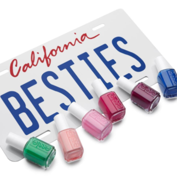 Essie's spring 2017 collection is here, and it's all about California dreaming