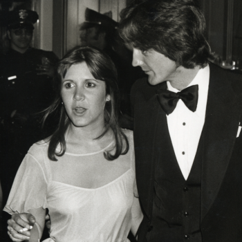 """Carrie Fisher's 1978 Oscars date just detailed his wild night with a """"real-life princess"""""""