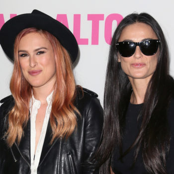 "Demi Moore & Rumer Willis are both going to be on ""Empire"" this spring, and we can't wait to see them sing for Cookie"