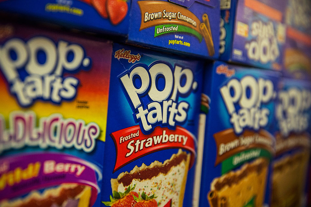 A Pop Tarts café just opened — here's where you can sample the sweet goods