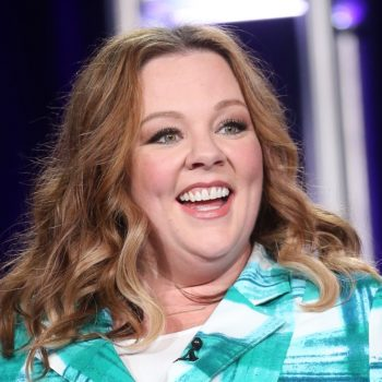 This footage of Melissa McCarthy's fearless stunt double makes us ache all over