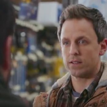 Seth Meyers made the most perfect Oscar parody, and yes, it's exactly what you need this week