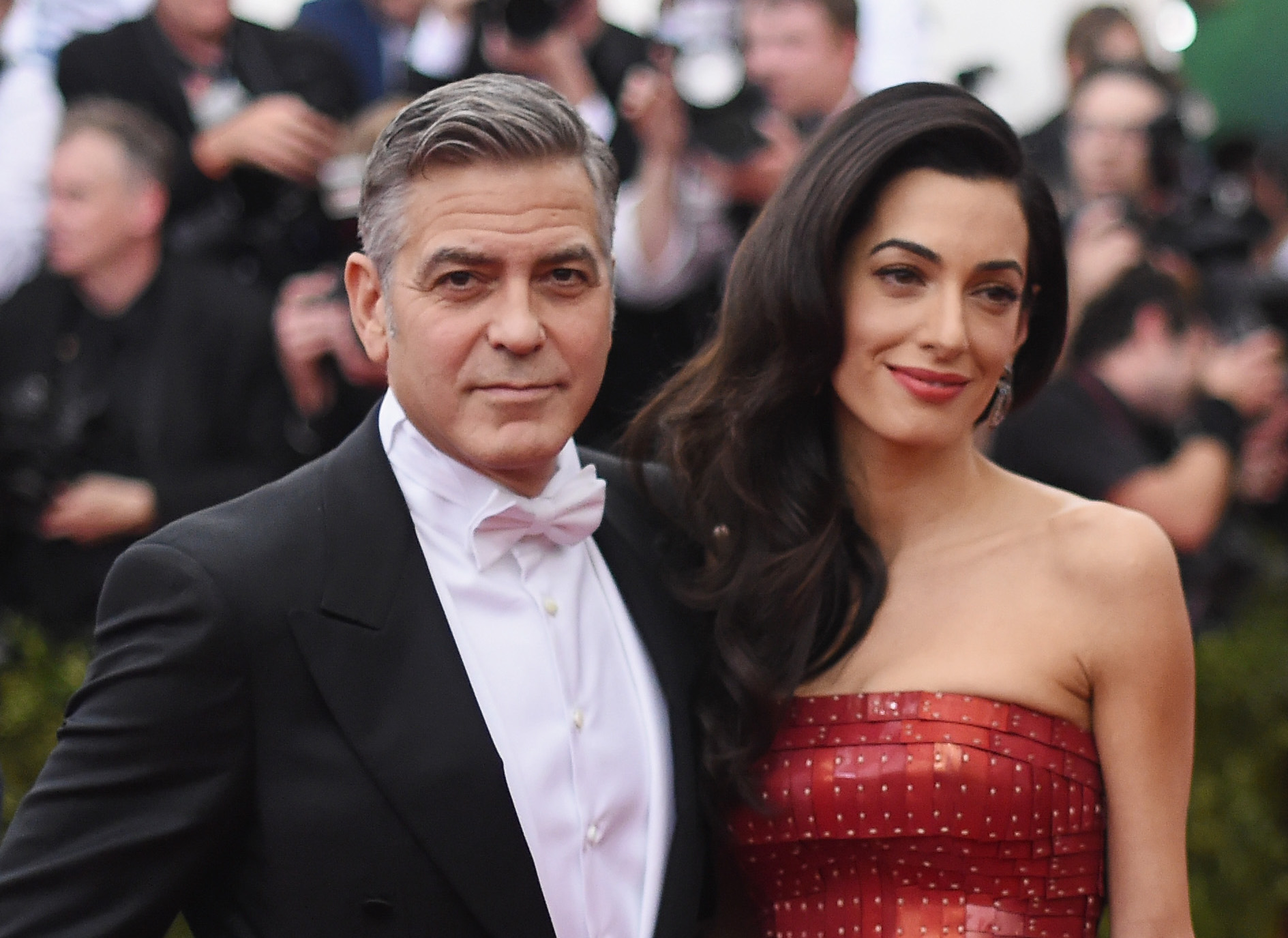 Just a reminder: George Clooney and Amal met in the most beautifully simple way possible