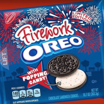 Firework Oreos are allegedly on the way, so start preparing your mouth now