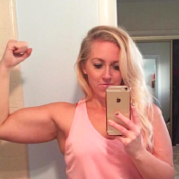 This mom's before-and-after Instagram photo reminds us that the numbers on a scale don't mean a thing