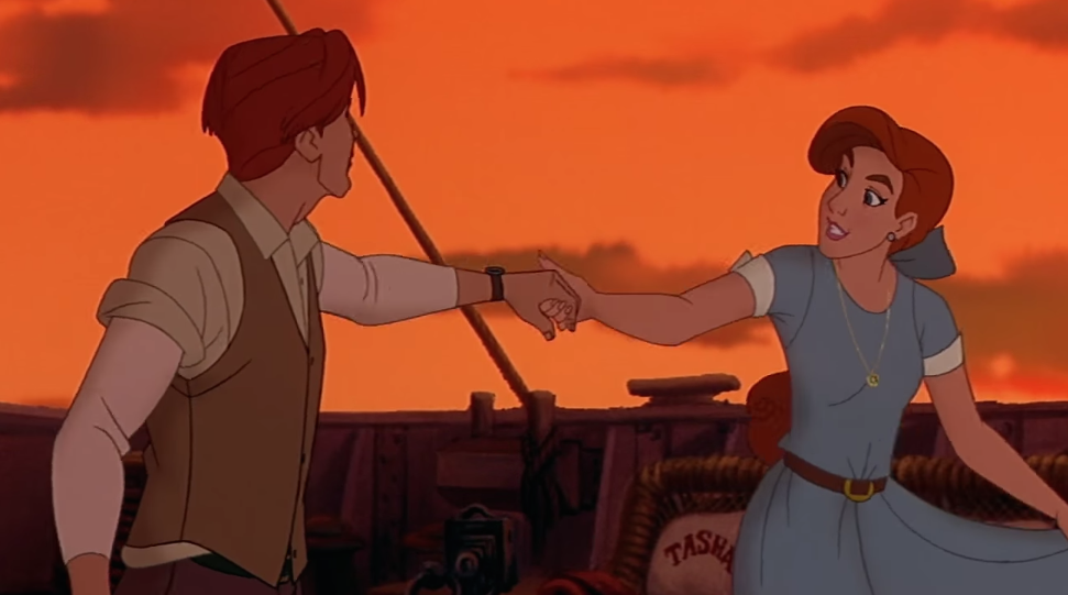 """Stop what you're doing, here are two brand new songs from the """"Anastasia"""" musical"""