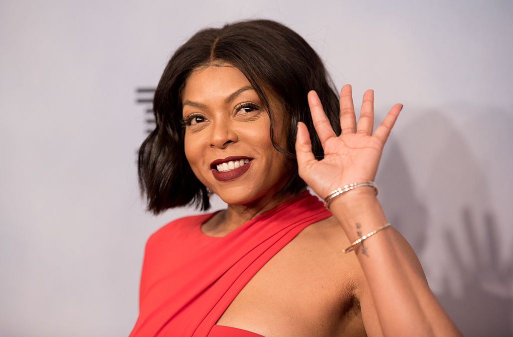 """Hidden Figures"" star Taraji P. Henson was red hot at her first ever Oscars in 2005"
