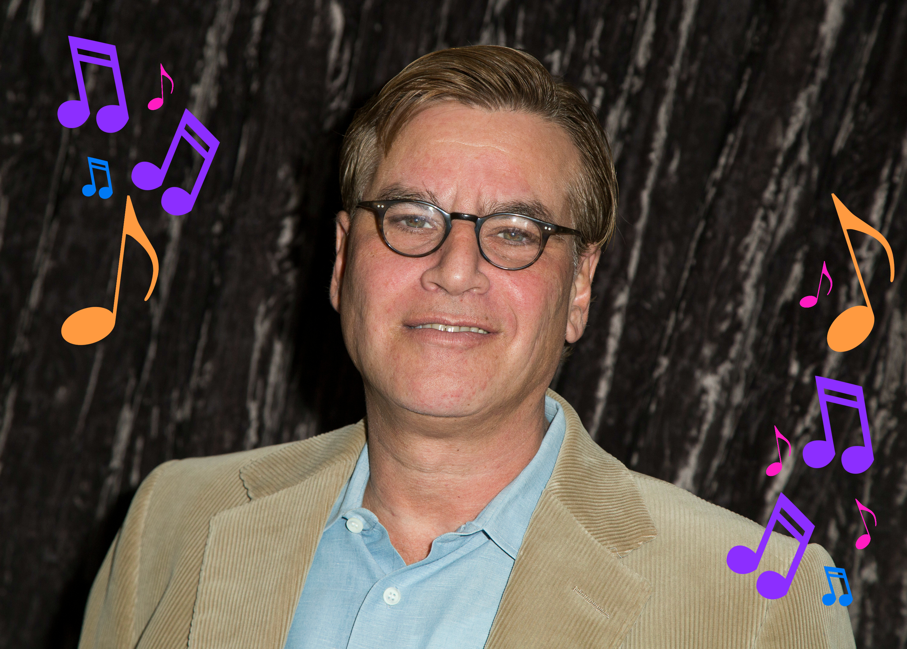 The Aaron Sorkin inspired playlist you've always wanted is finally here!