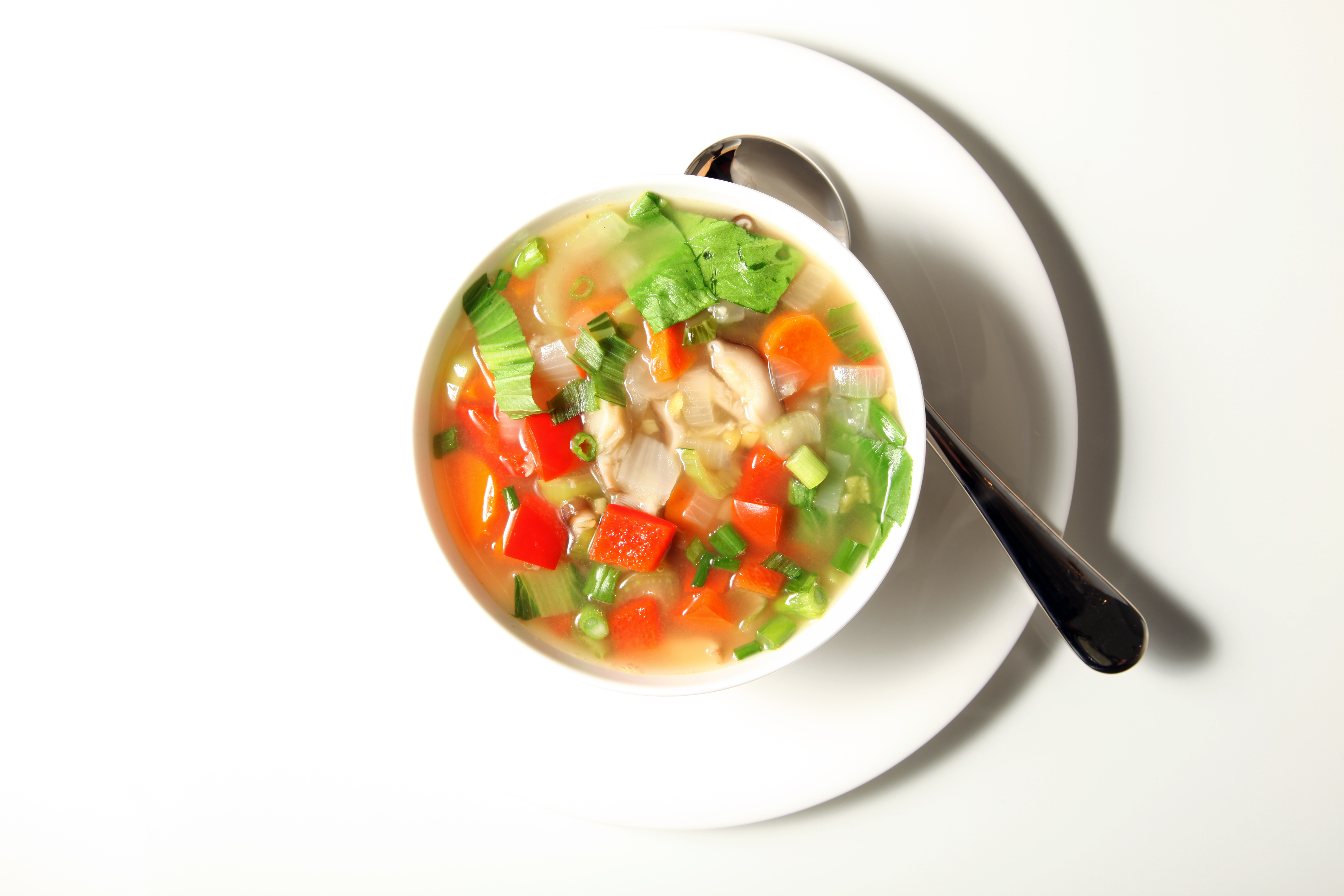 How 6 everyday ingredients create the ultimate immunity-boosting soup