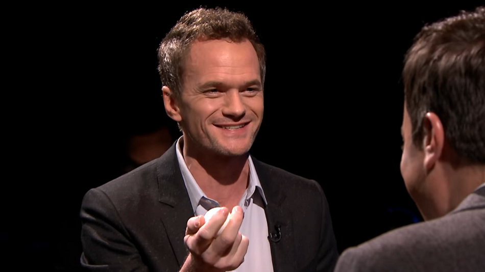 Neil Patrick Harris and Jimmy Fallon smashing eggs on their faces is all we need to get through the day